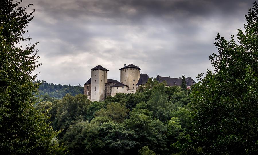 Burg-Lockenhaus